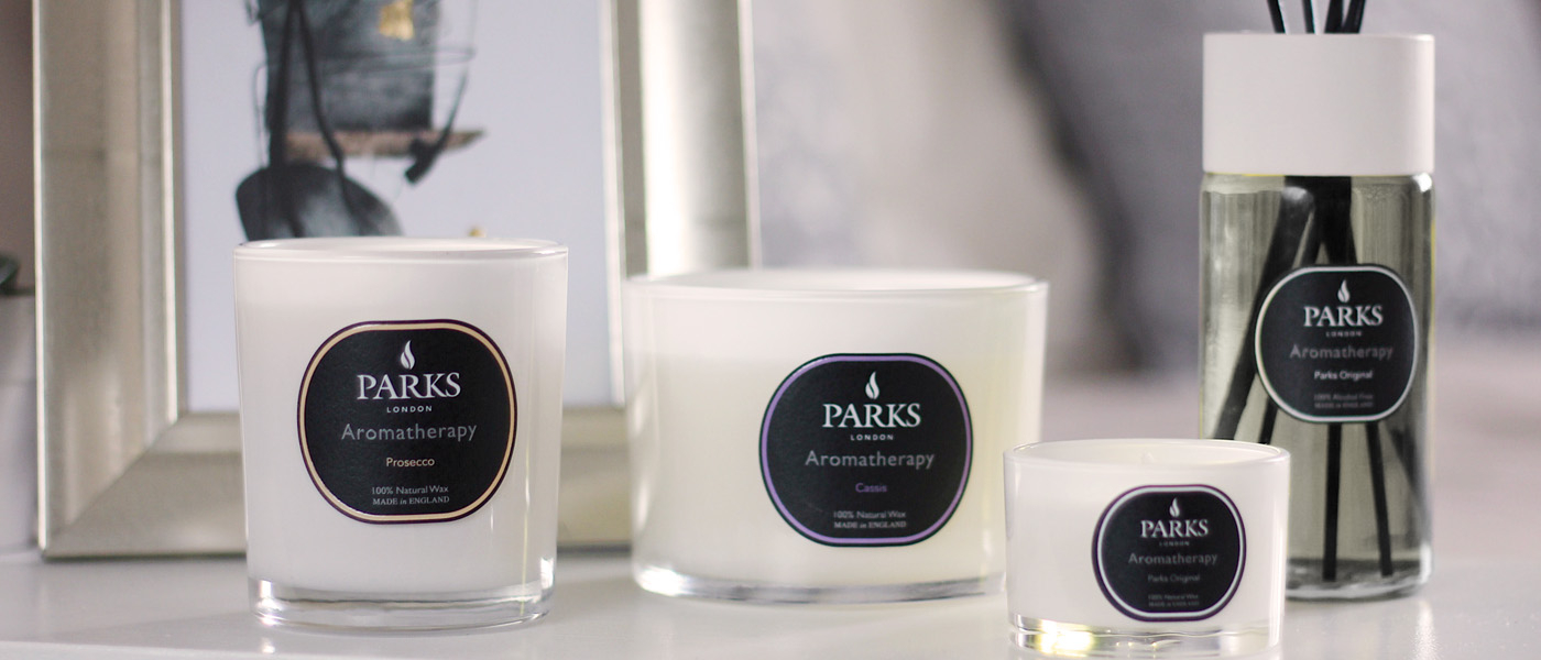 Aromatherapy Candles & Diffusers