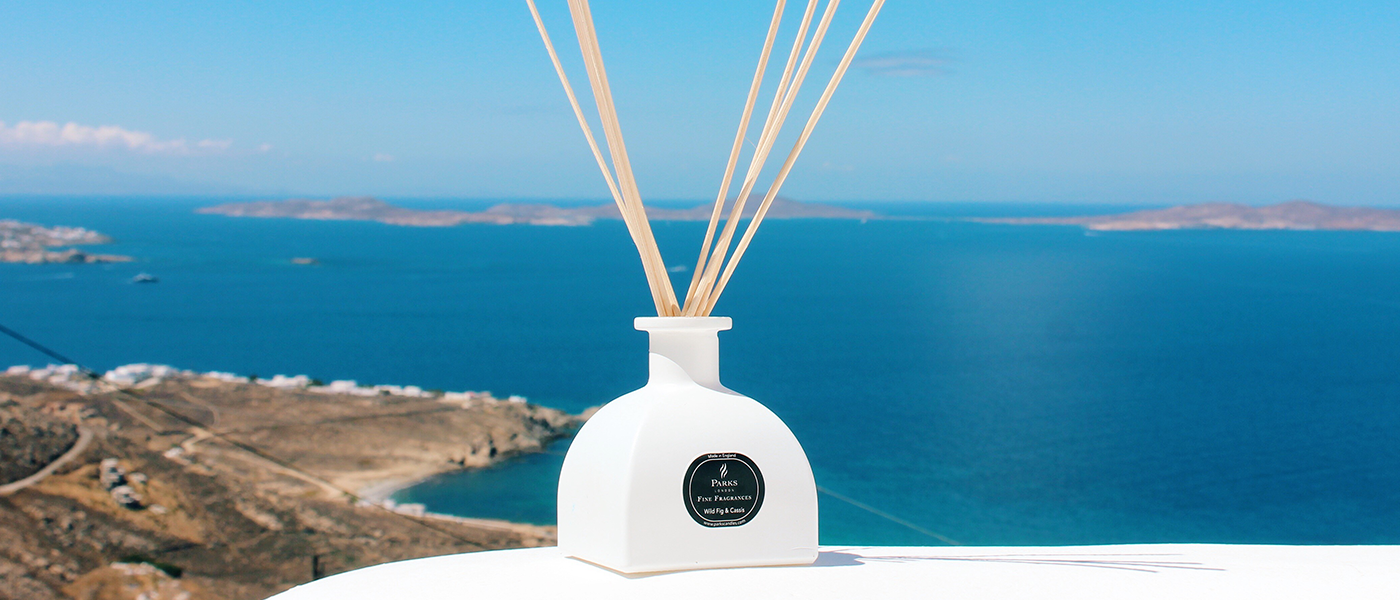 Fine Fragrance Candles & Diffusers