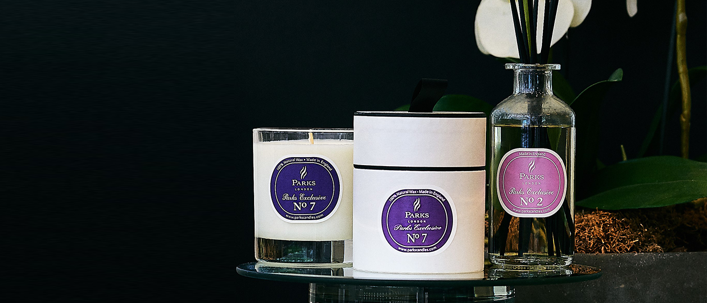 Parks Exclusive Candles & Diffusers