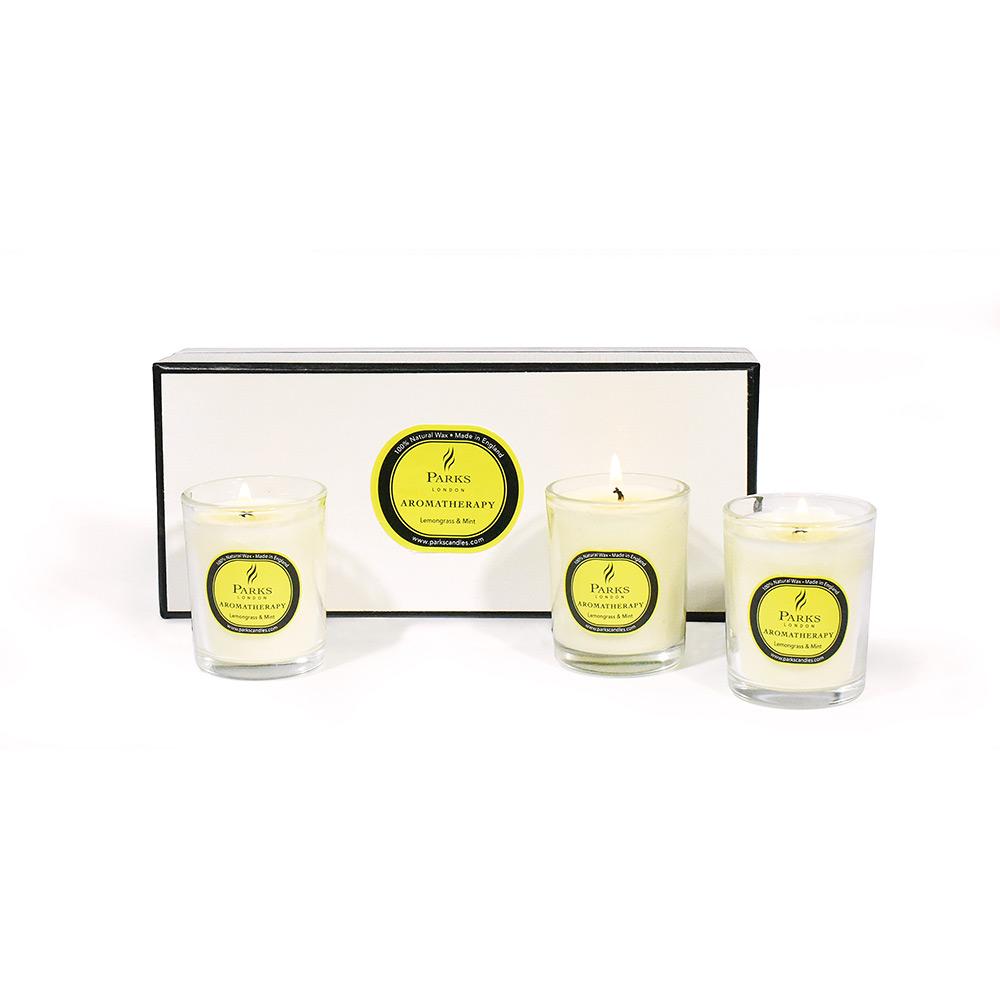 Lemongrass & Mint