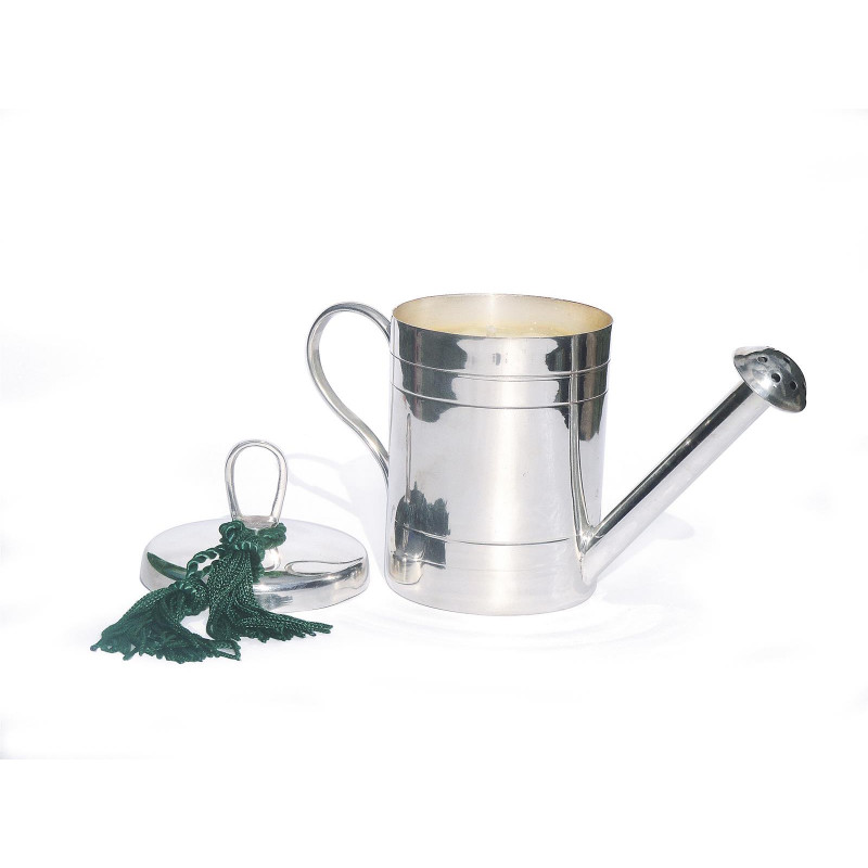 Large Watering Can Candle