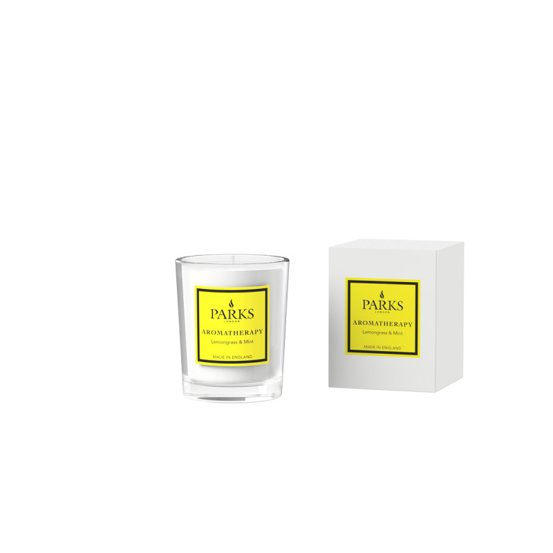 Lemongrass & Mint Votive Candle