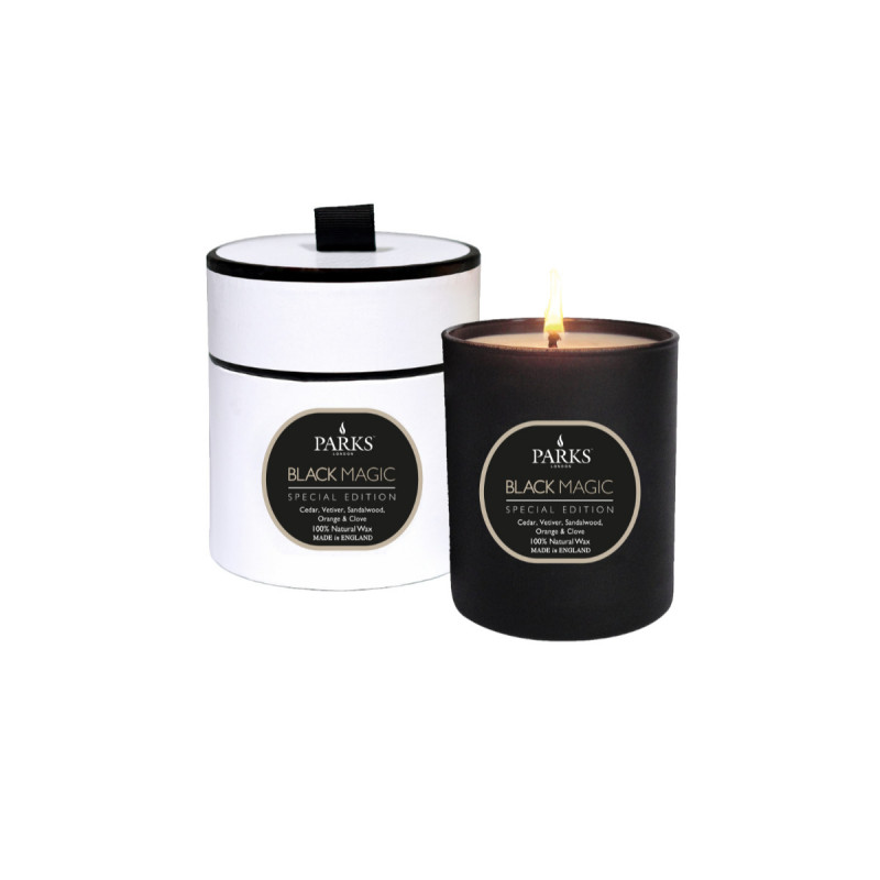 Cedar, Vetiver, Sandalwood, Orange & Clove Candle Special Edition