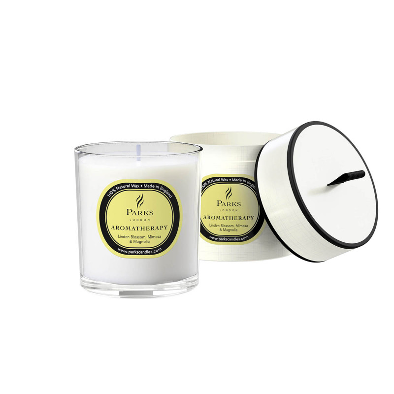 Linden Blossom, Mimosa & Magnolia Candle