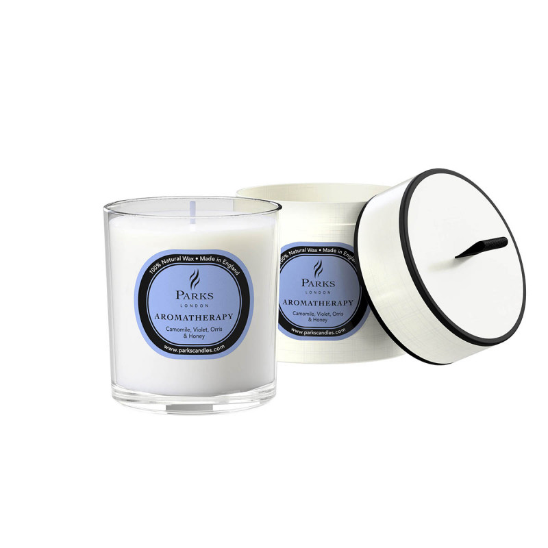 Camomile, Violet, Orris & Honey Candle
