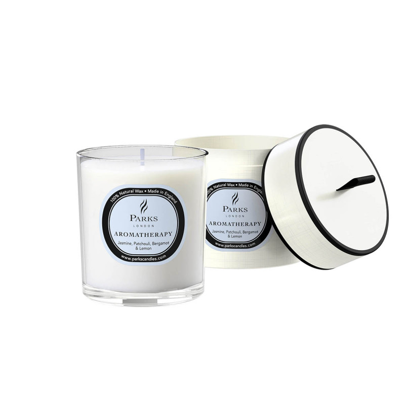Jasmine, Patchouli & Lemon Candle