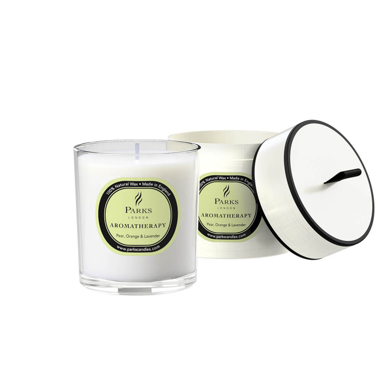 Pear, Orange & Lavender Candle
