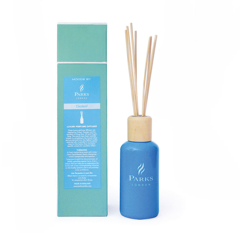 Turquoise Diffuser