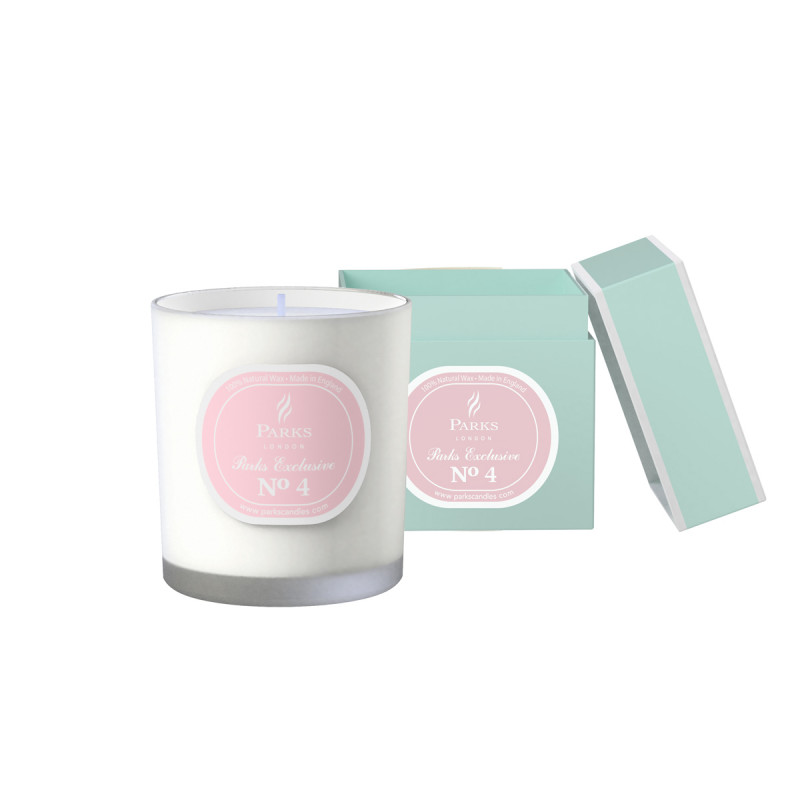 No4 - Passion Flower & Vanilla Candle