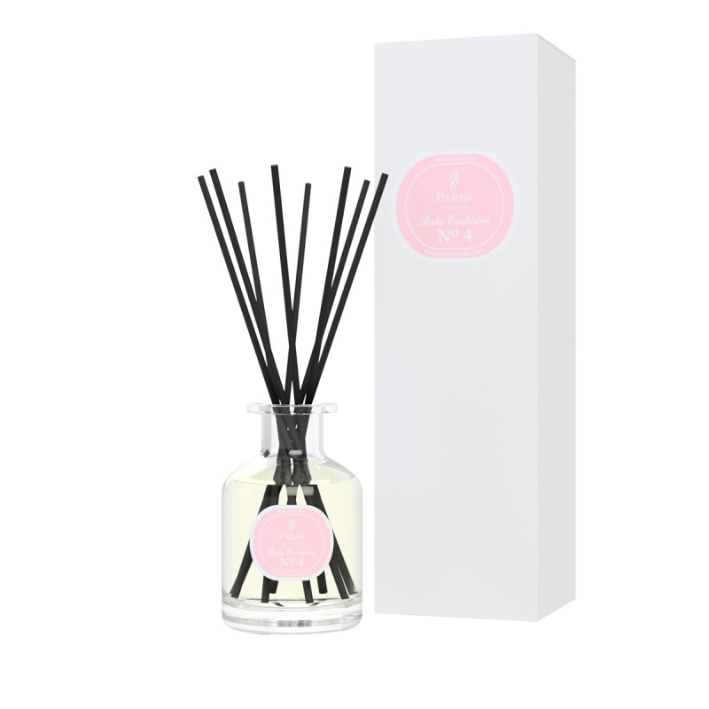 No4 - Passion Flower & Vanilla Diffuser