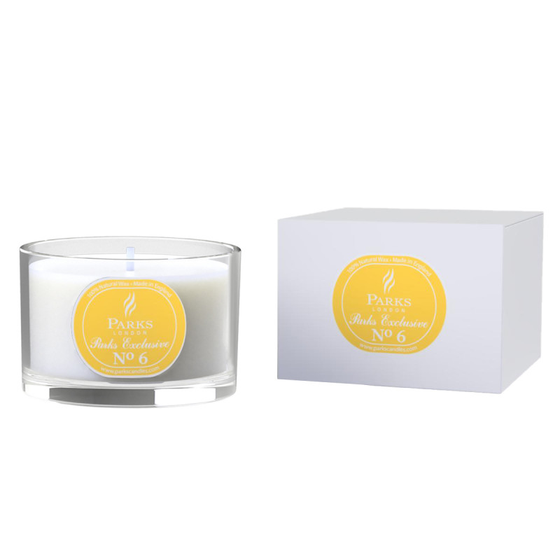 No6 Lime & Citrus 11cl Candle