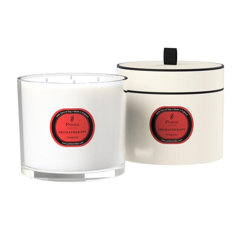 Pomegranate 4 Wick Candle