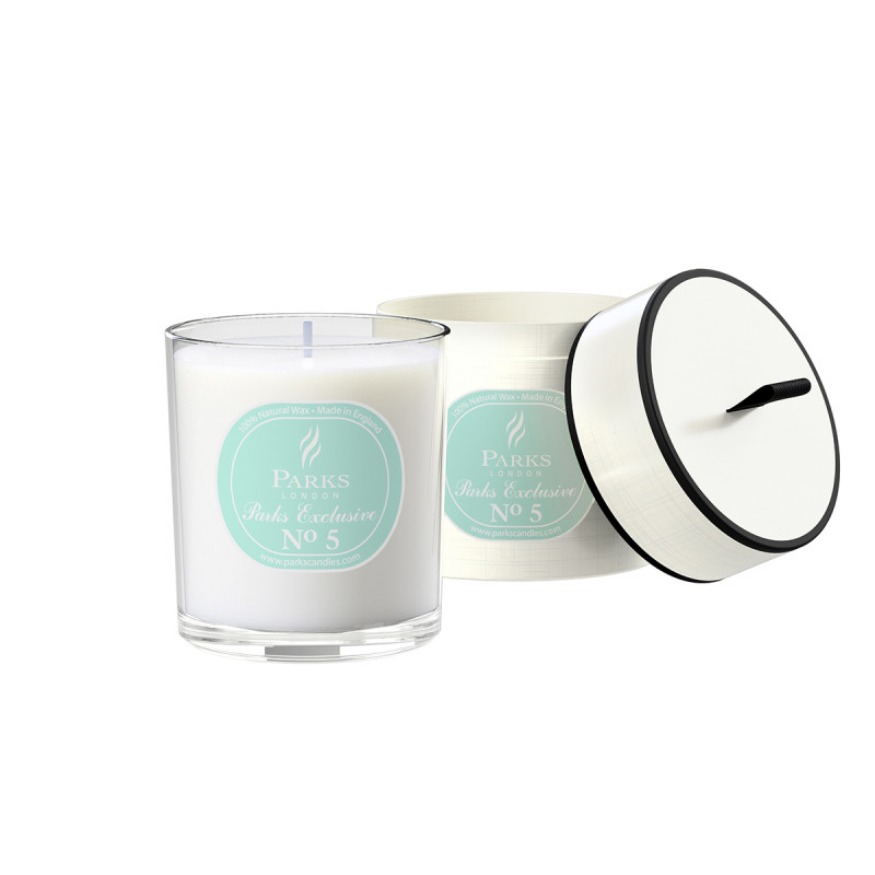 No5 - Olive & Frankincense Candle