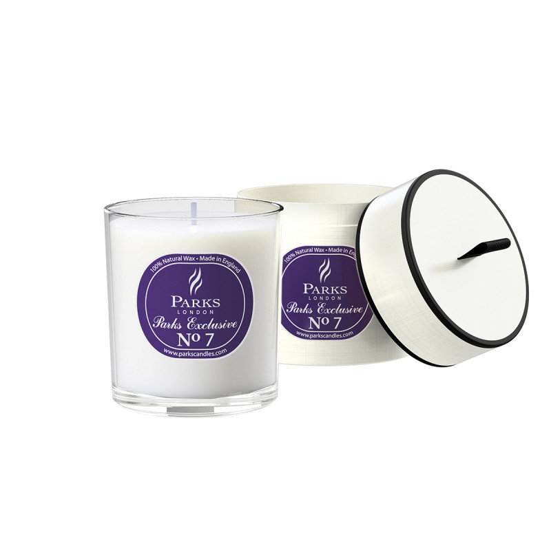 No7 - Cotton Fresh: Orchid & Lotus Flower Candle
