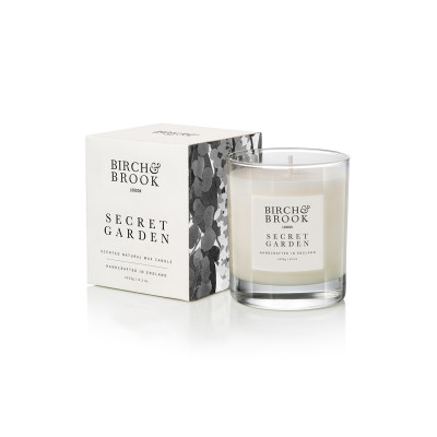 Birch & Brook Secret Garden 1 Wick Candle