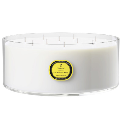 Grapefruit & Jasmine 10 Wick Candle