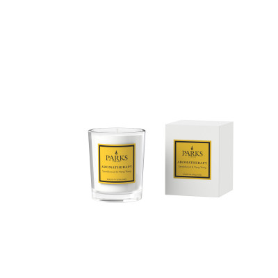 Sandalwood & Ylang Ylang Votive Candle