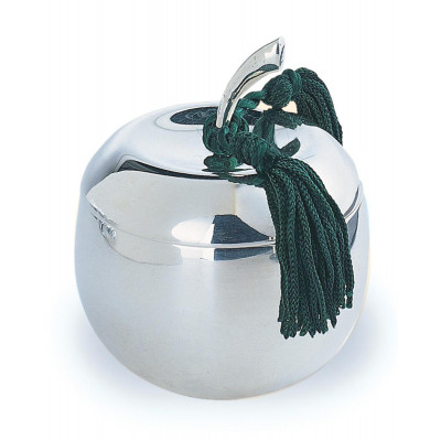 Miniature Apple Candle