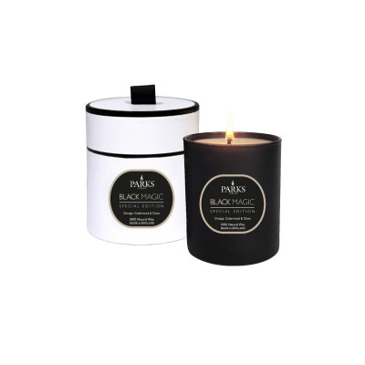 Orange, Black Pepper, Basil & Cedarwood Candle Special Edition