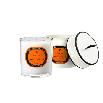 Orange, Cedarwood & Clove Candle