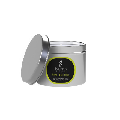 Lemon Basil Twist Candle