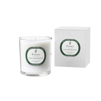 Grapefruit, Tangerine & Vetiver Candle