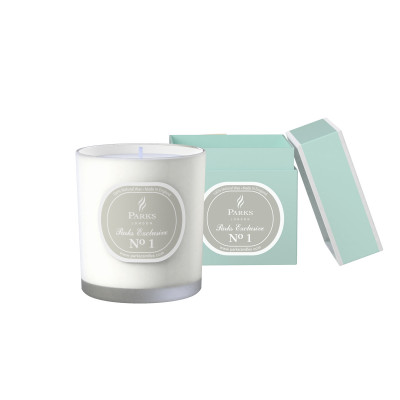 No1 - Sandalwood & Vanilla Candle