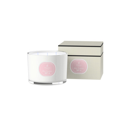 Ex-No4 Passion Flower & Vanilla 3 Wick Candle