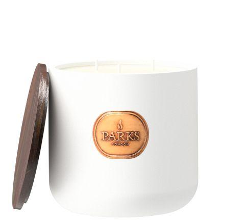 White Jasmine 3 Wick Candle