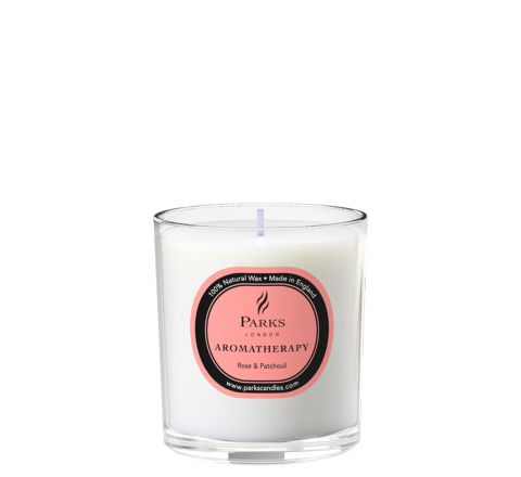 Rose & Patchouli Candle