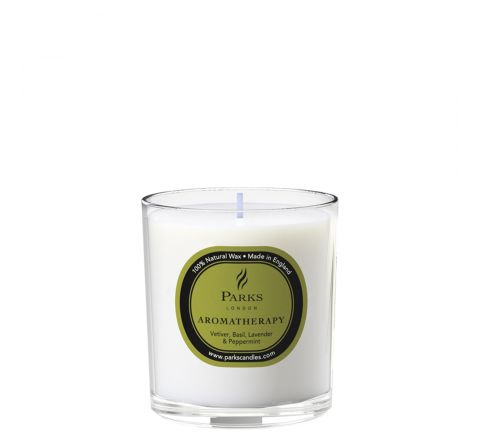 Vetiver, Basil, Lavender & Mint Candle