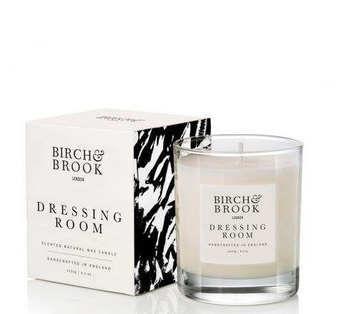 Birch & Brook Dressing Room 1 Wick Candle