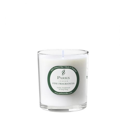 Vanilla With Sandalwood & Ylang Ylang Candle