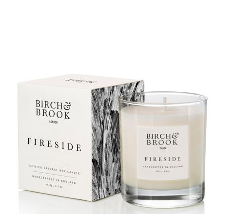 Birch & Brook Fireside 1 Wick Candle