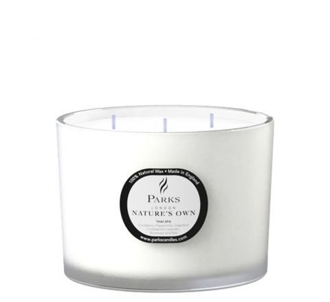 Thai Spa 3 Wick Candle