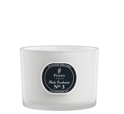 No3 Agarwood Spice 3 Wick Candle