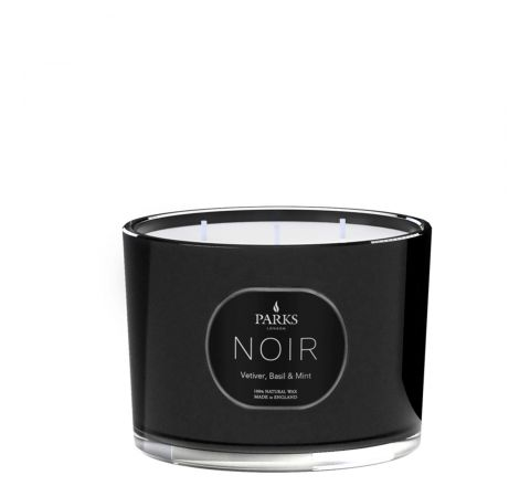 Vetiver, Basil & Mint 3 Wick Candle