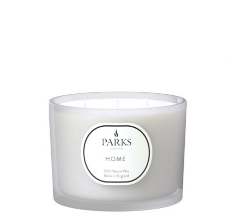 Rose & Patchouli 3 Wick Candle
