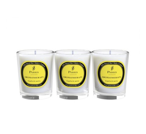 Grapefruit & Jasmine 3 Votive Gift Set
