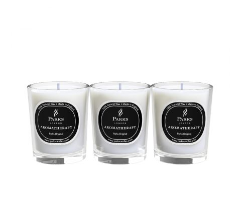 Parks Original Candle 3 Tots Gift Set
