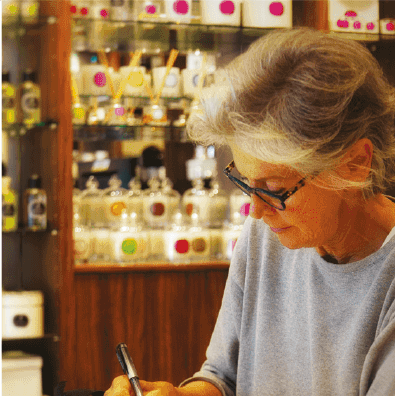 The Evolution of Aromatherapy - behind the scenes with Carol Symons
