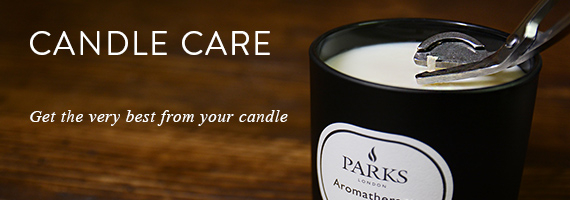 Luxury Scented Candles & Fragrances | Parks Candles