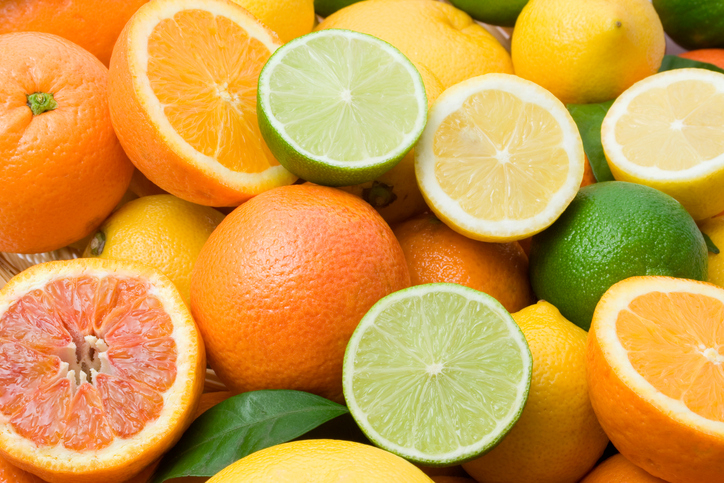 scents guide citrus