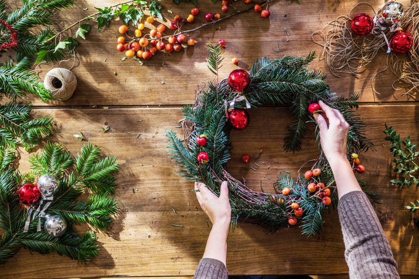 While There Are Many Beautiful Shop Bought Christmas Decorations To Be Had Theres Something Special About Getting Crafty And Adding Your Own DIY Decs