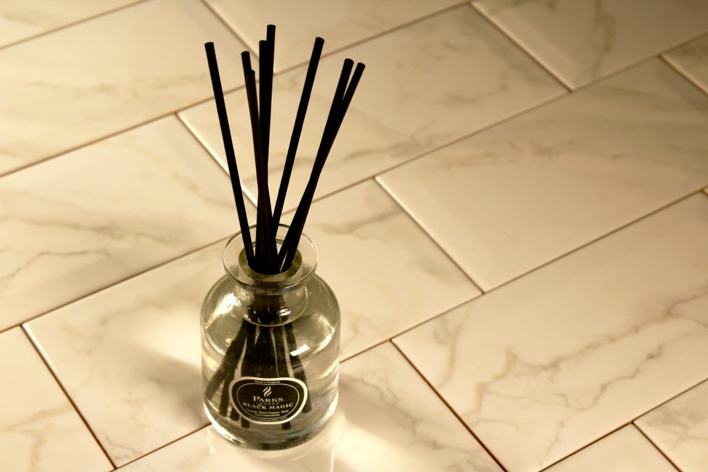 black magic reed diffuser