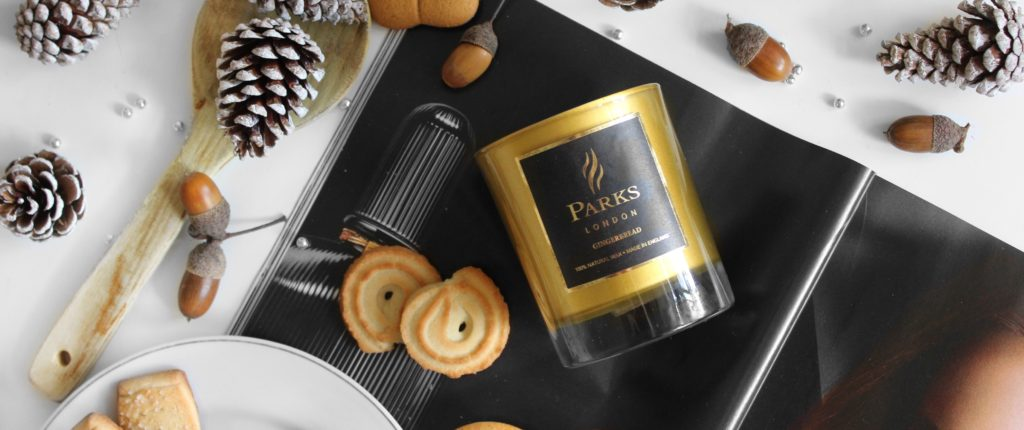 winter fragrance candle